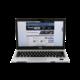 Fujitsu Lifebook S936, stříbrná