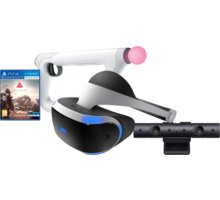 Virtuální brýle PlayStation VR + FarPoint + Aim Controller + Kamera - PS719844051FP4 + Farpoint - Aim Controller Bundle (PS4 VR) + PlayStation 4 - Kamera v2