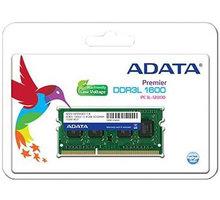 ADATA Premier 8GB DDR3 1600 CL 11 - ADDS1600W8G11-S