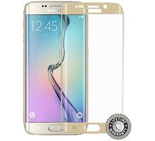 Screenshield ochrana displeje Tempered Glass pro Samsung Galaxy S6 (SM-G925F), zlatá - SAM-TGGG925-D
