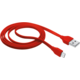 Trust Flat Micro-USB kabel 1m, červená