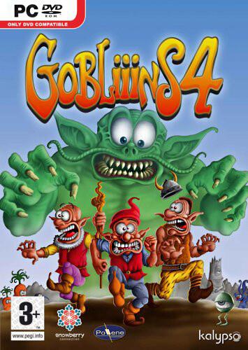 Gobliiins 4 - PC