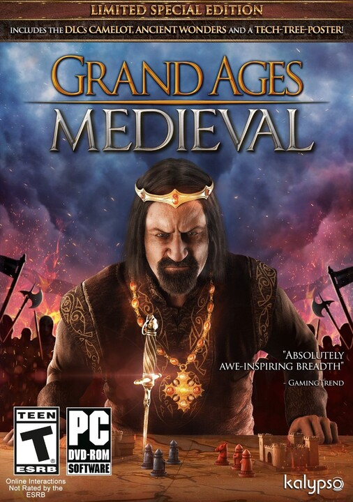Grand Ages: Medieval - PC