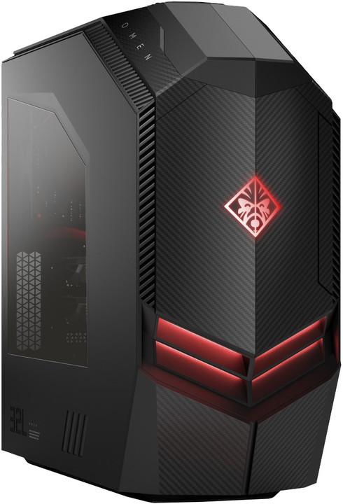 HP Omen 880-004nc, černá