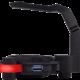 Ravcore Crux, USB 3.0 HUB a držák kabelů