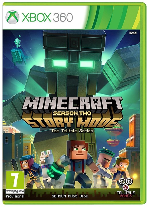 Minecraft: Story Mode - Season 2 (Xbox 360)