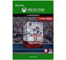 Madden NFL 17 - 7 Pro Packs (Xbox ONE) - elektronicky - 7D4-00139