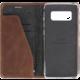 Krusell flipové pouzdro SUNNE pro Samsung Galaxy Note 8, koňaková
