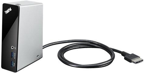 Lenovo ThinkPad OneLink Dock, stříbrná