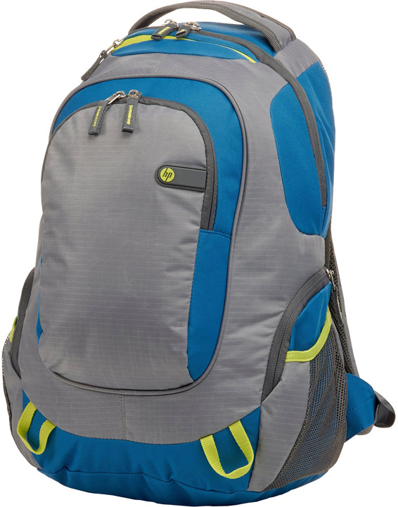 HP Sport Backpack, modrošedá