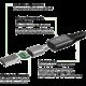 Belkin kabel Premium Kevlar USB-C to USB-C,1,2m, růžový