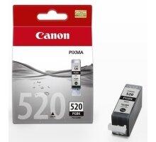 Canon PGI-520 BK černá - Twin Pack - 2932B009