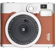 Fujifilm Instax Mini 90 Instant Camera NC EX D, hnědá - 16423981