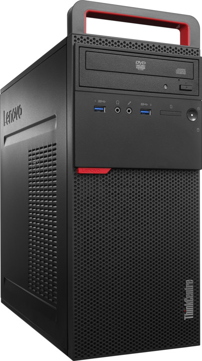 Lenovo ThinkCentre M710t TW, černá