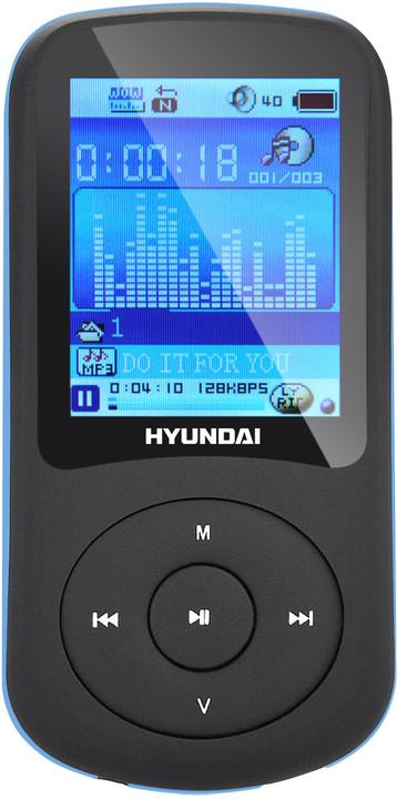 Hyundai MPC 401, 4GB, černá