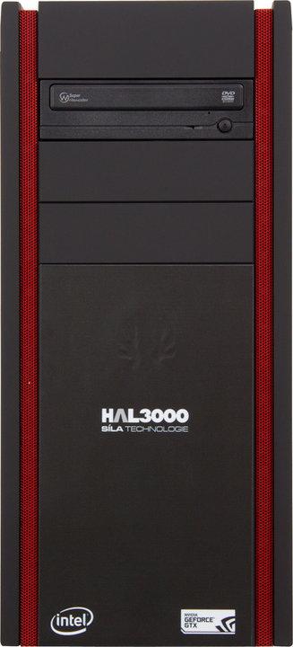 HAL3000 herní sestava MČR Pro Intel i5-3570K/8GB/60SSD+1TB/GTX660/DVDRW/W8