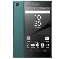 Sony Xperia Z5, zelená