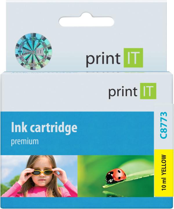 PRINT IT alternativní HP C8773EE No. 363 yellow
