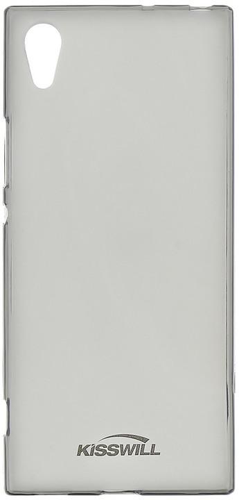Kisswill TPU pouzdro pro Sony G3121 Xperia XA1, transparentní