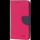 EPICO pouzdro pro Samsung Galaxy J5 (2016) FLIP CASE - tmavě růžové