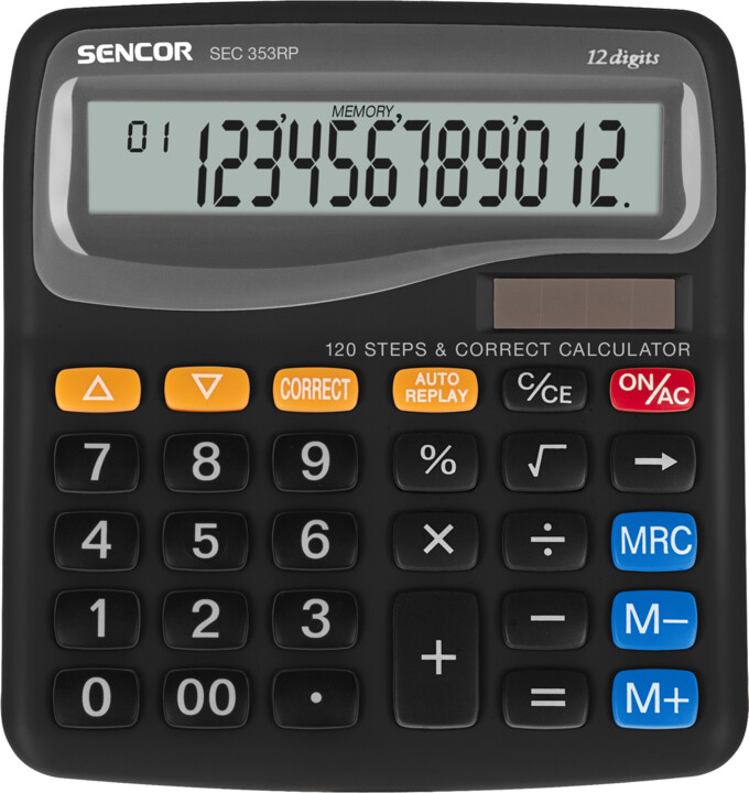 Sencor SEC 353RP