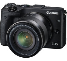 Canon EOS M3 + EF-M 18-55 IS STM - 9694B063