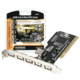 AXAGON PCIU-60 PCI karta 5+2x USB2.0