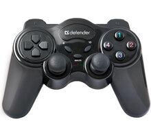 Defender Game Master Wireless, bezdrátový (PC) - 4714033642576