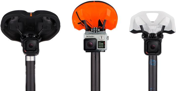GoPro Držák pod sedlo (Pro Seat Rail Mount)