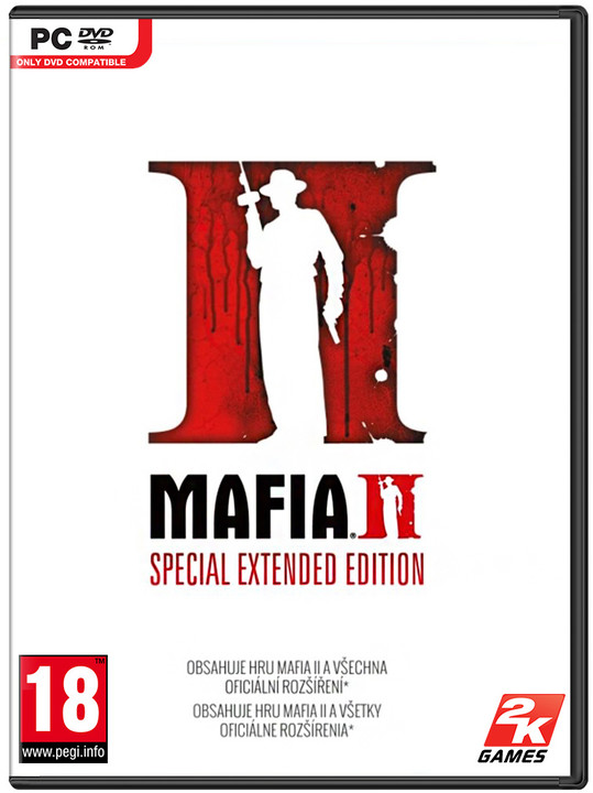 Mafia II - Special Extended Edition
