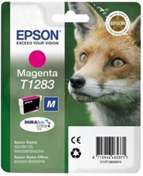 Epson C13T12834010, prupurová