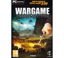 Wargame: European Escalation - PC - PC - 8592720110258