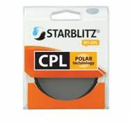 Starblitz cirkulárně polarizační filtr 55mm