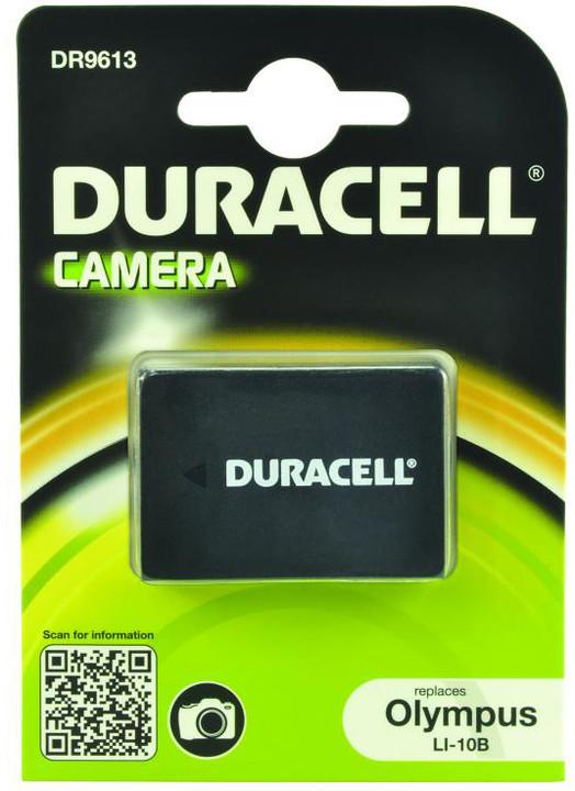 Duracell baterie alternativní pro Olympus LI-10B