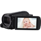 Canon Legria HF R706, černá - FlashAir kit