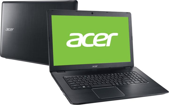 Acer Aspire F17 (F5-771G-50GY), černá