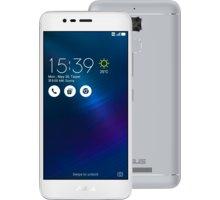 ASUS ZenFone 3 Max ZC520TL-4J078WW, štříbrná - 90AX0087-M01790