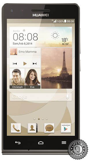 Screenshield Tempered Glass pro Huawei G6