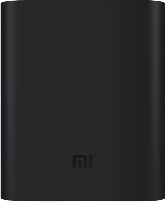 Xiaomi silikonové pouzdro pro Xiaomi Power Bank 10400 mAh, černá