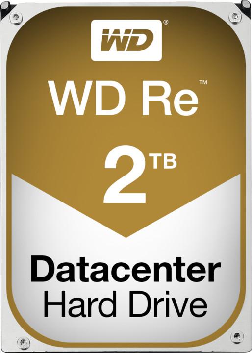 WD RE SAS - 2TB