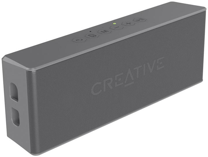 Creative Muvo 2, šedá