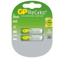 GP Recyko+ AAA Ni-MH 800mAh, 2ks - 1033112060