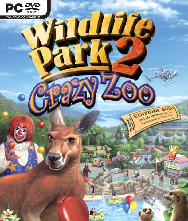 Wildlife Park 2: Crazy Zoo - PC