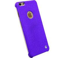 Krusell zadní kryt MALMÖ TextureCover pro Apple iPhone 6 Plus, fialová - 90015