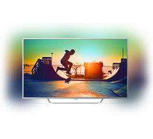 Philips 65PUS6412 - 164cm - 65PUS6412/12 + Druhá 60cm TV Philips 24PFS5231 v ceně 6000 kč