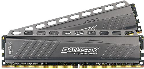 Crucial Ballistix Tactical 16GB (2x8GB) DDR4 3000