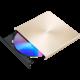 ASUS SDRW-08U9M-U (USB Type-C/A), zlatá