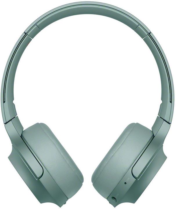 Sony WH-H800, zelená