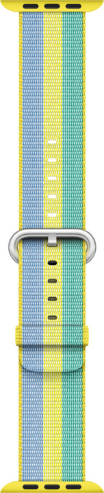 Apple watch náramek 42mm Pollen Woven Nylon