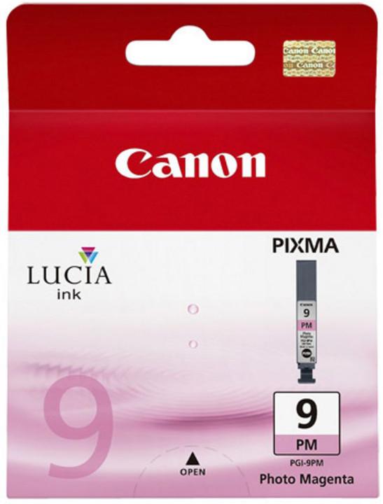 Canon PGI-9PM, purpurová foto